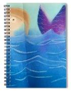Mermaid Spiral Notebook