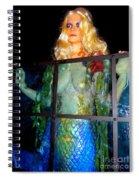 Mermaid Vision Spiral Notebook