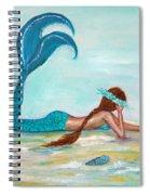 Mermaids Exist Spiral Notebook