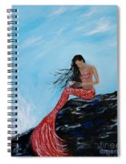 Mermaids Timeless Tales Spiral Notebook
