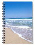 Merritt Island Nwr, Florida Spiral Notebook
