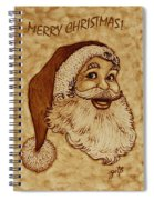 Merry Christmas 2 Spiral Notebook