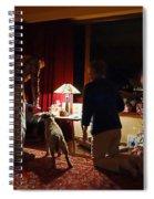 Merry Christmas Everyone Spiral Notebook