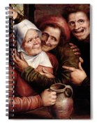 Merry Company Spiral Notebook