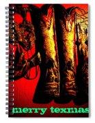 Merry Texmas Spiral Notebook