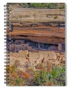 Mesa Verde Cliff Dwelling Spiral Notebook