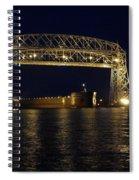 Mesabi Miner Spiral Notebook