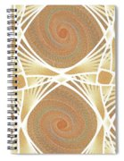 Mesh Spiral Notebook