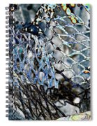 Meshed Spiral Notebook