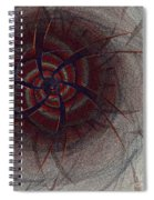 Mesmer By Jammer Spiral Notebook