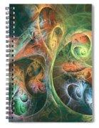 Meson Spiral Notebook