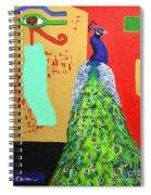 Messages Spiral Notebook