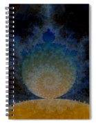 Messenger Spiral Notebook