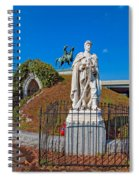 Metairie Cemetery 2 Spiral Notebook