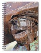 Metal Amigo Spiral Notebook