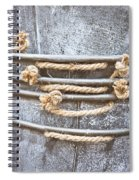 Metal Containers Spiral Notebook