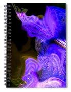 Metamorphose Spiral Notebook