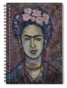 Metamorphosis Frida Spiral Notebook