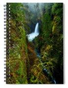 Metlako Falls Spiral Notebook