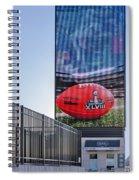 Metlife Stadium Box Office Spiral Notebook