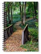 Metroparks Pathway Spiral Notebook