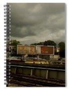 Metropolitan Transit Spiral Notebook