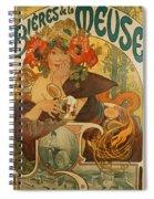 Meuse Beer Spiral Notebook