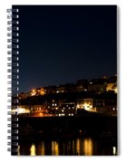 Mevagissy Nights Spiral Notebook