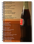 Mexican Coke Spiral Notebook