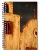 Mexican Night Spiral Notebook