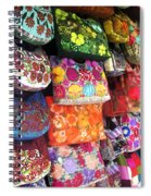 Mexican Purses Spiral Notebook