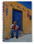 Mexico Impression II Spiral Notebook
