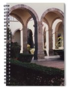 Mexico Orphanage 2 By Tom Ray Spiral Notebook