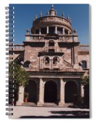 Mexico Orphanage 3 By Tom Ray Spiral Notebook