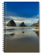 Meyers Creek Beach Spiral Notebook