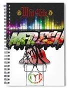 Mfit4life Fresh Spiral Notebook