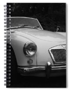 Mg - Morris Garages Spiral Notebook