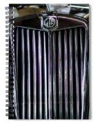 MG Spiral Notebook