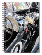 Mg Tc In Paddock Spiral Notebook