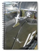 Mg Tc Spiral Notebook