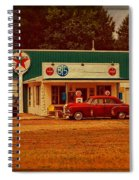 Mi Cr B15 Texaco Spiral Notebook