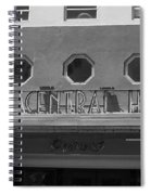 Miami Beach - Art Deco 21 Spiral Notebook