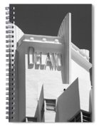 Miami Beach - Art Deco 23 Spiral Notebook
