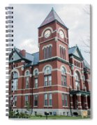 Miami County Courthouse 3 Spiral Notebook