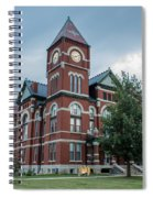Miami County Courthouse 4 Spiral Notebook