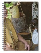 Miccosukee Indian Tribe Spiral Notebook