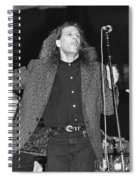 Michael Bolton Spiral Notebook