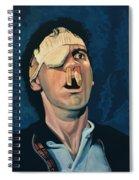 Michael Palin Spiral Notebook