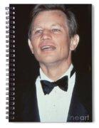 Michael York Spiral Notebook