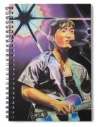 Micheal Kang Spiral Notebook